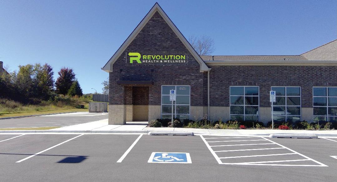 Revolution Health clinic Tulsa Glenpool