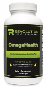High quality Omega-3 Fish Oil - Revolution Tulsa