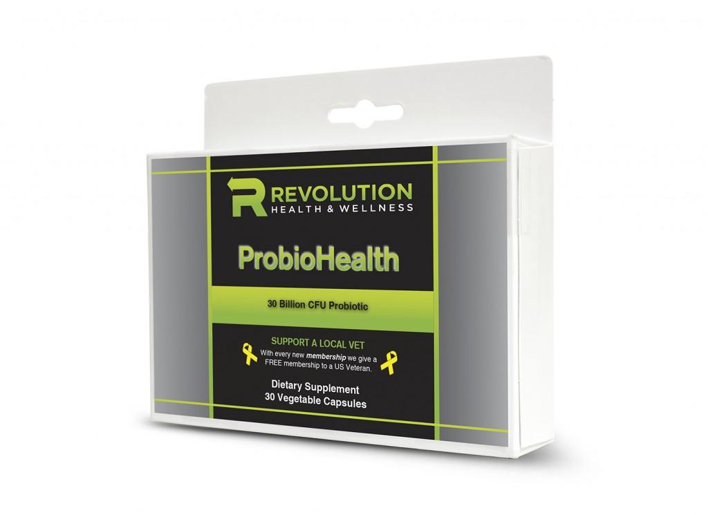 ProbioHealth - Revolution Health Probiotics