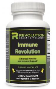 Immune Revolution Nutritional Supplement
