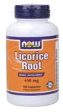 Licorice Root (now) image; Revolution Supplement