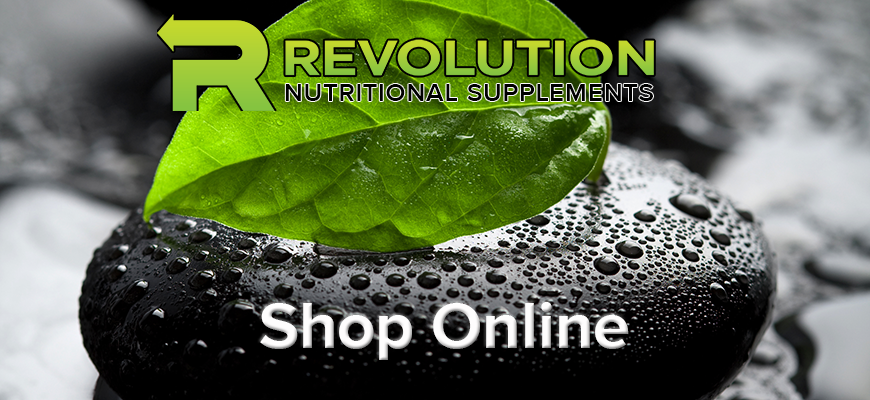 Revolution Nutritional Supplements Online Store