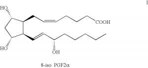 F2-isoprostane 8-iso-PGF2a