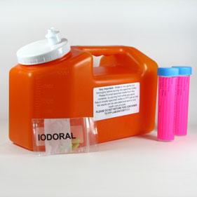 Revolution Health urine iodine load test