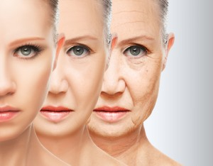 Skin Aging - Revolution Health Skin Care