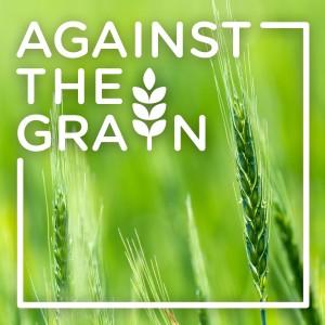 Against the Grain Podcast's Logo