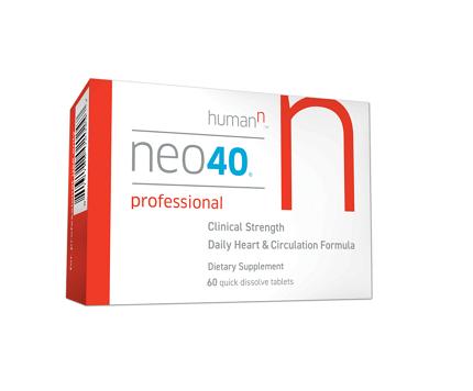 Neo40 Professional – Functional Medicine Cardiovascular Help